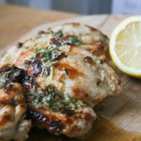 Grilled Mustard And Herb Chicken [Nigel Slater Project #25]